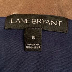 Lane Bryant Tops - Layered Blouse